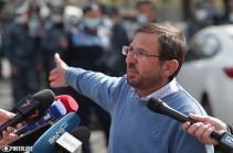 Этот человек просто патологический лжец, Никол Пашинян солгал в парламенте о Леле-Тепе – Гегам Манукян