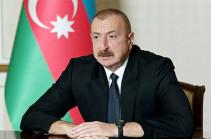 Алиев рассчитывает на участие Минска в налаживании контакта с Арменией