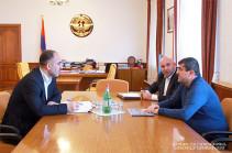 Всеармянский фонд «Айастан» начинает новые программы в Арцахе