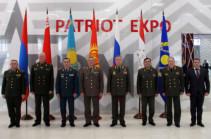 ՀՀ ԶՈւ գլխավոր շտաբի պետը Մոսկվայում է