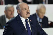 """Lukashenko reveals Azerbaijani Aliyev's proposal to """"raise Armenia"""""""