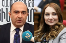 Lilit Makunts to become ambassador, issue not closed yet – Edmon Marukyan
