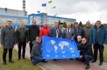 Специалисты Армянской атомной станции посетили Ровенскую АЭС для обмена опытом по техническому обслуживанию и ремонту
