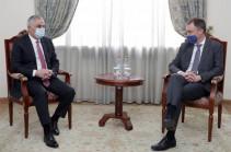 Մհեր Գրիգորյանը ԵՄ հատուկ ներկայացուցչի հետ քննարկել է տրանսպորտային ապաշրջափակման ուղղությամբ տարվող աշխատանքները