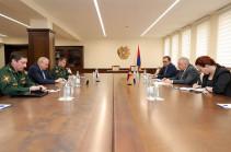ՌԴ տարածքում կանցկացվի ռուս-հայկական համատեղ զորավարժություն