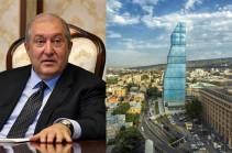 Гостиничные расходы президента Армении в Грузии несет пригласившая сторона