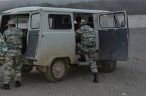 Поиск тел погибших военнослужащих в районе Воротана не дал результатов