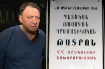 Վահրամ Սահակյանը Ստանիսլավսկու անվան ռուսական թատրոնին մեղադրում է տնտեսական հանցագործության մեջ