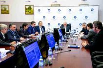 Հայաստանի պատվիրակությունն այցելել է Նովովորոնեժի ատոմակայան՝ կայանների կրկնակի երկարաձգման փորձն ուսումնասիրելու համար
