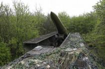 «Իսկանդեր» հրթիռներ չեն արձակվել Ղարաբաղում. ՌԴ ՊՆ-ն պատասխանել է Բաքվին