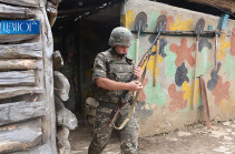 Azerbaijani side violates ceasefire regime more frequently – Artsakh Defense Army