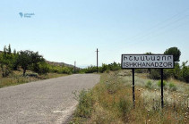 Body search works give no results in Ishkhanadzor