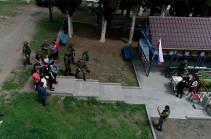 Российские миротворцы доставили более тонны гумпомощи в карабахский Акнаберд