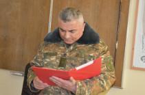 Deputy chief of Armenian General Staff Andranik Makaryan accused of negligence