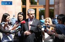 Nikol Pashinyan reached criminal arrangement with Tsarukyan, Marukyan – ex-head of CC staff