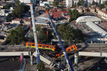 Mexico declares three-day national morning after deadly subway accident