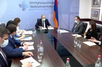 Armenia's PM stresses need and importance of vaccination against Covid-19