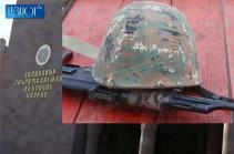 Զինծառայող Արտյոմ Մելքոնյանի մահվան դեպքի առթիվ ձերբակալվել է պարտադիր ժամկետային զինծառայող