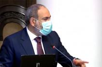 Никол Пашинян начал заседание правительства с заявления об историческом рекорде