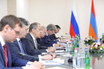 Russia's FM says opportunity of delivering 1 million doses of Sputnik V vaccine to Armenia discussed