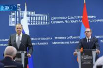 Москва и Ереван обсуждают возможность производства «Спутник V» в Армении - Лавров