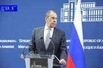 Лавров: Мы не снижаем усилий, направленных на возвращение в Армению из Азербайджана всех удерживаемых лиц