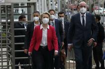 В Турции объяснили инцидент со стулом для главы Еврокомиссии конкуренцией