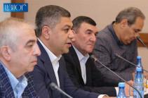 Рубен Вардазарян подвергается преследованию только за то, что пытался обеспечить независимость судебной системы – Артур Ванецян
