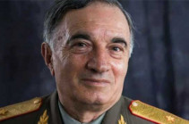 Mayor-General Arkady Ter-Tadevosyan awarded Homeland Medal posthumously