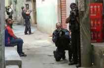 Число жертв полицейской операции в Рио-де-Жанейро достигло 28 человек