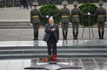 Президент Армении: Давайте жить и трудиться так, чтобы быть достойными Победы!