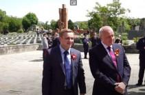 Issue of return of Armenian POWs from Azerbaijan on Russia's agenda – ambassador