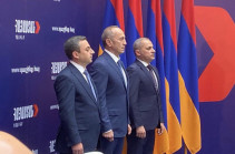Armenia's second president says they make no empty promises
