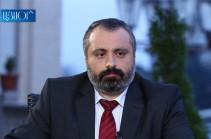 Азербайджанцы используют армянские надгробные плиты для строительства дорог – Давид Бабаян
