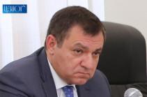 Аудиозапись с участием судьи Армена Бекташяна будет исследована в рамках уголовного дела в отношении Рубена Вардазаряна