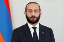 Armenian NA speaker departs for Lithuania on official visit