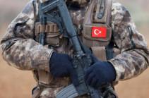 В Идлибе погиб турецкий военный