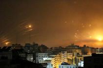 По Израилю выпустили более тысячи ракет с начала обострения конфликта