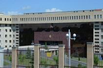 Armenia's MOD confirms Azerbaijan tried to carry out work in Syunik, negotiations underway