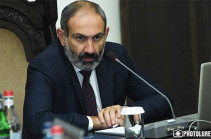 Armenia's acting PM officially applies to CSTO to immediately launch emergency consultations