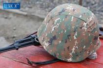 В Армении обнаружено тело военнослужащего