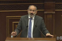 Armenia's acting PM applies to Russia's Putin for military assistance