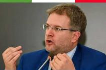 Սա սադրանք է, որը պետք է անպայման դադարեցվի ադրբեջանական զորքերի անհապաղ դուրս բերմամբ. Իտալացի քաղաքական գործիչն անդրադաձել է Սյունիքին