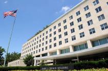 США призывают Азербайджан немедленно отвести войска от границы с Арменией