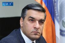Արման Թաթոյանը կոչ է անում աջակցել  ՀՀ ՄԻՊ-ին` առաջ տանելու Ադրբեջանի հետ սահմանային բոլոր հատվածներով անվտանգության գոտի ստեղծելու հայեցակարգը