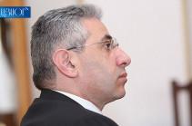 Немедленно должно быть сформировано кризисное правительство, объявлено военное положение, отложены выборы – Эдгар Казарян