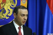 Հայաստանն ակնկալում է ՀԱՊԿ անդամ պետությունների դաշնակցային պարտավորությունների շրջանակում համարժեք արձագանք. ԱԽ քարտուղարը զրուցել է Տաջիկստանի ԱԽ քարտուղարի հետ