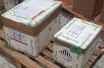 Հայաստան է ներկրվել «AstraZeneca» պատվաստանյութի երկրորդ խմբաքանակը` 50 հազար դեղաչափ