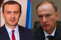 Армен Григорян высоко оценил активные усилия российской стороны в деле быстрого и полного урегулирования ситуации на армяно-азербайджанской границе