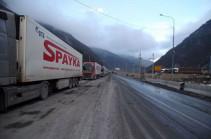 Լարս բաց է, ՀՀ ավտոճանապարհներն՝ անցանելի